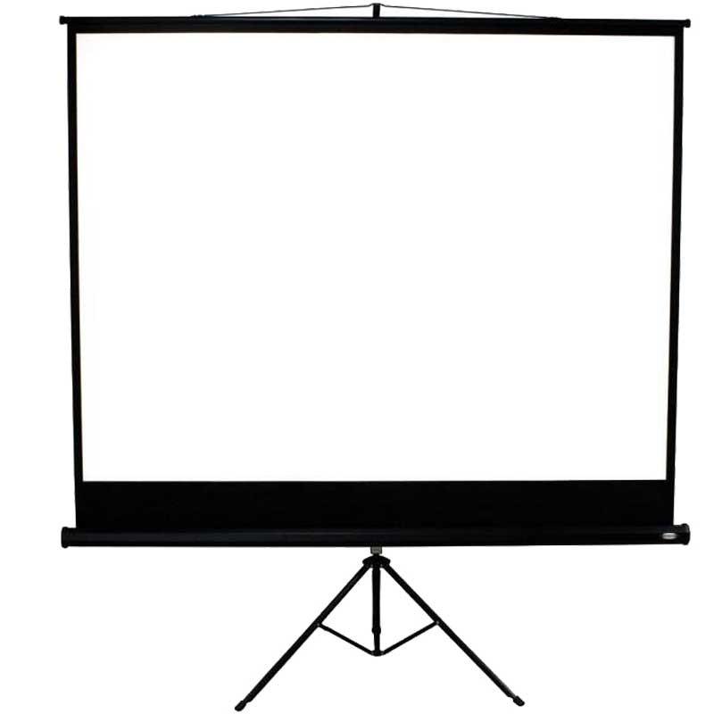 location ecran de video projection 2m achat et location de mat riel de pack sonorisation paris. Black Bedroom Furniture Sets. Home Design Ideas